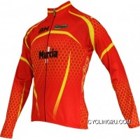 2010 España Murcia Inverse Radsport-Profi-Team-Winter Fleece Long Sleeve Jersey Jacket Tj-872-8774 New Release