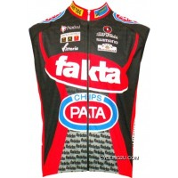 Discount Fakta 2003 Professional Cycling Team - Windproof Vest TJ-263-1791