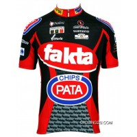 Latest Fakta 2003 Short Sleeve Jersey - Radsport-Profi-Team Tj-301-5994