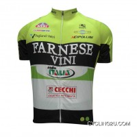 Latest 2012 FARNESE VINI Short Sleeve Jersey TJ-364-1065