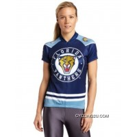 Discount Florida Panthers Woman Cycling Jersey Short Sleeve Tj-212-5863