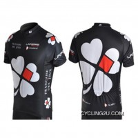 2010 Fdj Lapierre Ultimate Cycles Black Short Sleeve Cycling Jersey TJ-684-7563 Top Deals