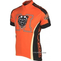 For Sale Mercer University Cycling Jersey Tj-284-3230