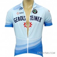 Discount Gerolsteiner 2007 Radsport Profi-Team Short Sleeve Jersey Tj-705-8586