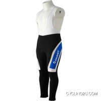 2011 Team Giant Cycling Winter Pants Black Blue TJ-661-5651 New Style