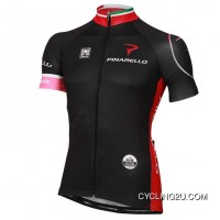 2013 Giro D´Italia Stage Pinarello Short Sleeve Cycle Jersey Tj-638-9139 New Style