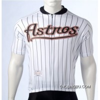 Mlb Houston Astros Cycling Jersey Bike Clothing Cycle Apparel Shirt Ciclismo Tj-314-8220 Online