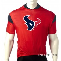 NFL Houston Texans Cycling Short Sleeve Jersey TJ-953-3774 Online