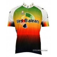 Illes Balears 2005 Professional Team Cycling Jersey - Short Sleeve Jersey Tj-469-4265 Top Deals