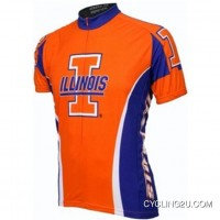 Illinois Cycling Short Sleeve Jersey Tj-808-6596 Super Deals