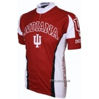 For Sale IU Indiana University Hoosiers Cycling Jersey TJ-205-4605