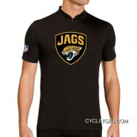 NFL Jacksonville Jaguars Short Sleeve Cycling Jersey Bike Clothing TJ-945-5360 Online