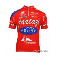 Jartazi 2005 Short Sleeve Jersey - Nalini Radsport-Profi-Team TJ-025-1213 Outlet