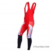 Top Deals Katusha 2012 Cycling Winter Bib Pants Tj-825-8014