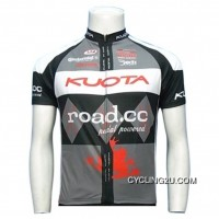Outlet 2011 Kuota Sram Hing Rond Short Sleeve Jersey TJ-388-7027