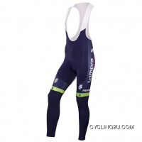 Online Pro Team Lampre 2014 Cycling Winter Bib Pants Tj-353-5679