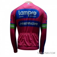 Outlet 2013 Lampre Cycling Long Sleeve Jersey Tj-116-9967