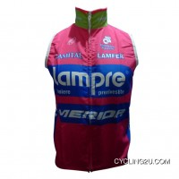 Latest 2013 Lampre Cycling Vest TJ-119-6075