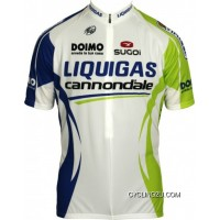 New Year Deals LIQUIGAS CANNONDALE 2011 Sugoi Radsport-Profi-Team Short Sleeve Jersey TJ-054-0532