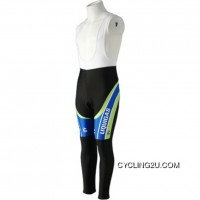 Online Liquigas 2010 Team Cycling Winter Bib Pants Tj-233-9482