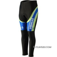 Liquigas 2010 Team Cycling Winter Pants Tj-955-3607 Online