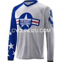 USAFA United States Air Force Academy MTB Long Sleeve Bike Cycling Jersey TJ-957-0945 New Release