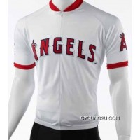 MLB Los Angeles Angels Of Anaheim Cycling Jersey Bike Clothing Cycle Apparel Shirt Ciclismo TJ-353-2981 Discount