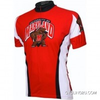 New Release Umd University Of Maryland Terrapins Cycling Short Sleeve Jersey Tj-237-4371