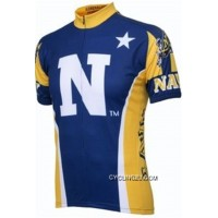 Discount Usna United States Naval Academy Navy Cycling Jersey Tj-595-2007