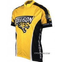 TU Towson University Cycling Jersey TJ-340-6666 Outlet