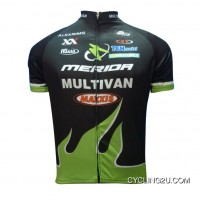 Super Deals 2012 Merida Multivan Cycling Jersey Short Sleeve Tj-997-5921