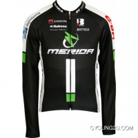 Merida 2011 Biemme Radsport-Profi-Team - Long Sleeve Jersey Tj-568-2876 Best