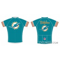 NFL Miami Dolphins Short Sleeve Cycling Jersey Bike Clothing TJ-733-7622 New Style