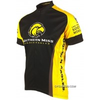 Usm University Of Southern Mississippi Cycling Short Sleeve Jersey Tj-768-6120 Outlet