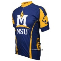 Latest Montana State Cycling Short Sleeve Jersey Tj-503-8189