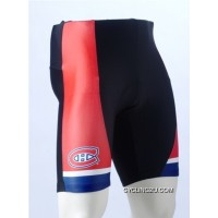 Best Montreal Canadiens Cycling Shorts Tj-772-3899