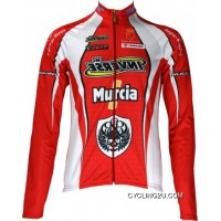 MURCIA 2010 Inverse Professional Cycling Team Winter Thermal Jacket TJ-505-9315 Online