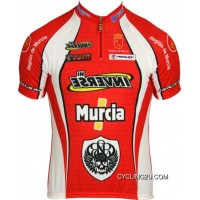 MURCIA 2010 Inverse Professional Cycling Team - Cycling Jersey Short Sleeve TJ-058-4708 Online