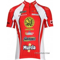 MURCIA-Heraklion 2010 Inverse Professional Cycling Team - Cycling Jersey Short Sleeve TJ-825-7829 Copuon