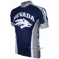 UNR University Of Nevada Reno Wolf Pack Cycling Short Sleeve Jersey TJ-510-2043 Latest