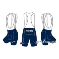 NFL NEW ENGLAND PATRIOTS Cycling Bib Shorts TJ-315-3316 Free Shipping