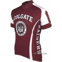 Super Deals Colgate University Cycling Jersey TJ-389-9232