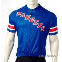 New York Rangers Cycling Jersey Short Sleeve Tj-756-8237 Latest