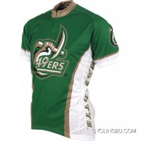 New Release University Of North Carolina Unc Charlotte 49Ers Cycling Short Sleeve Jersey Tj-302-8539