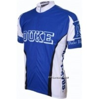 Duke University Blue Devils Cycling Jersey Tj-853-8372 Best
