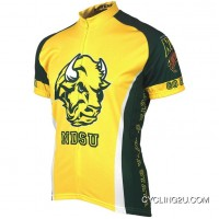NDSU North Dakota State University BISON Cycling Jersey TJ-061-0272 Free Shipping