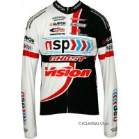 Super Deals Nsp-Ghost 2012 Maisch Radsport-Profi-Team Long Sleeve Jersey Tj-246-4745