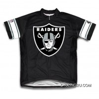 NFL OAKLAND RAIDERS Short Sleeve Cycling Jersey Bike Clothing TJ-504-8933 Online