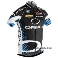 2011 ORBEA Black Cycling Short Sleeve Jersey TJ-680-0836 Online