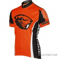 Ncaa Oregon State Beavers Short Sleeve Cycling Jersey Tj-771-5689 New Year Deals